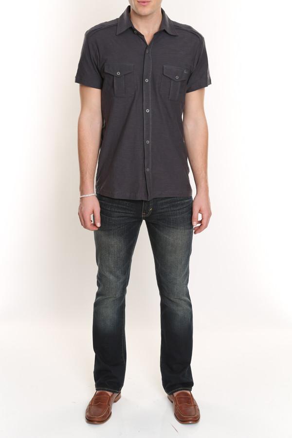 Core Striped Sport Shirt